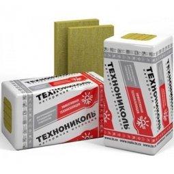 Базальтовый утеплитель Технониколь Техноблок Стандарт 45кг/м3 1200x600x50/8 пл.