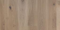 Паркетная доска Polarwood Space Дуб Меркури белое масло 1-полосная 1800