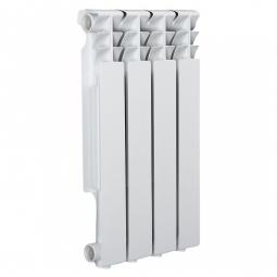 Радиатор алюминиевый Тропик 500х80, 4 секции