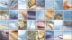 Декор Ceradim Forest Dec Mozaic Sea 25x45