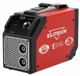 Инверторный сварочный аппарат Elitech ИС 220