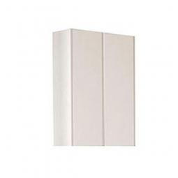 Шкаф Aquaton Йорк 2 створчатый белый/выбел дерево