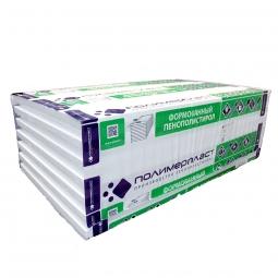 Пенополистирол Теплопласт ППС15 50х975х575 мм