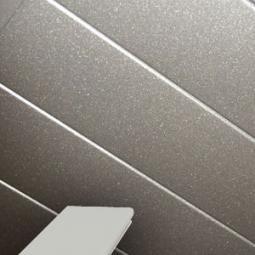 Рейка Н-профиль жемчужно-белый-С01, 135*3000
