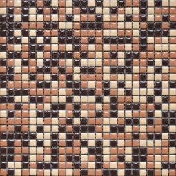 Мозаика Elada Ceramic SH-11AHP02 коричневый микс 30x30