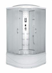 Душевая кабина Erlit Comfort ER4508TP-C3 800х800х2150 мм матовое стекло