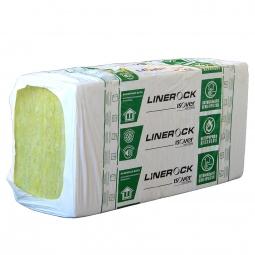 Базальтовый утеплитель Isover Лайнрок Лайт Эффект 4х1200х600х100