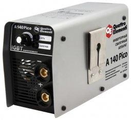 Инверторный аппарат электродной сварки Quattro Elementi A 140 Pico + маска