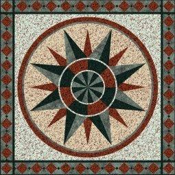 Кварцвиниловая плитка Art Tile AM 9017 182.8x182.8