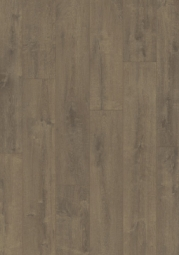 ПВХ-плитка Quick-step Balance Click Дуб бархатный коричневый