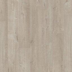 ПВХ-плитка Quick-step Livyn Pulse Click Дуб Хлопковый Светло-Серый