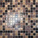 Мозаика Elada Aventurin HK-18 шоколадное золото 32.7x32.7